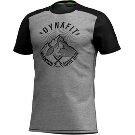Dynafit Transalper Light Camiseta Manga Corta Hombre, black out
